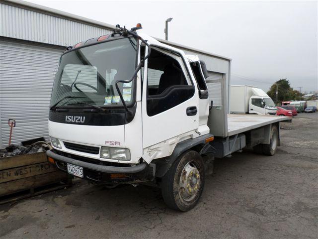 isuzu truck wreckers