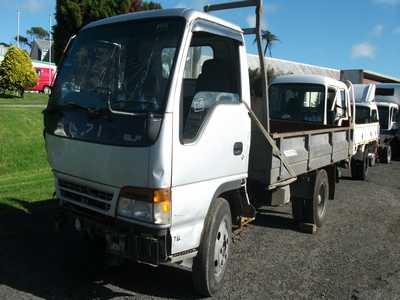 ISUZU - Taranaki Truck Dismantlers parts wrecking and