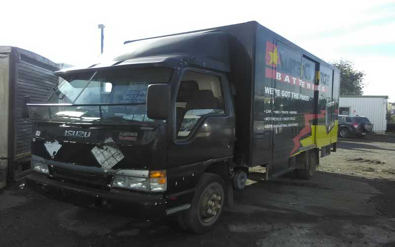 ISUZU Taranaki Truck Dismantlers Parts Wrecking And