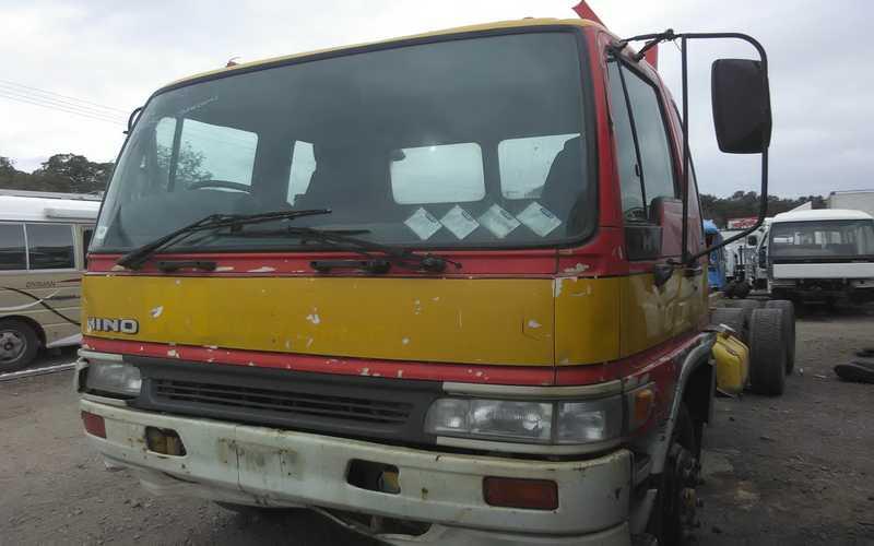 HINO - Taranaki Truck Dismantlers parts wrecking and dismantling New
