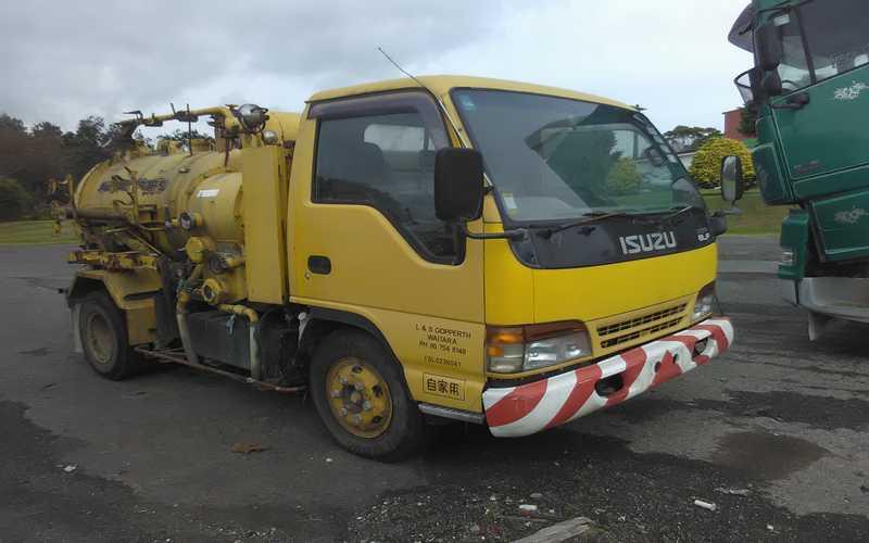ISUZU - Taranaki Truck Dismantlers parts wrecking and