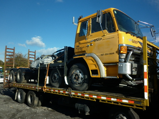 Truck Salvage Melbourne