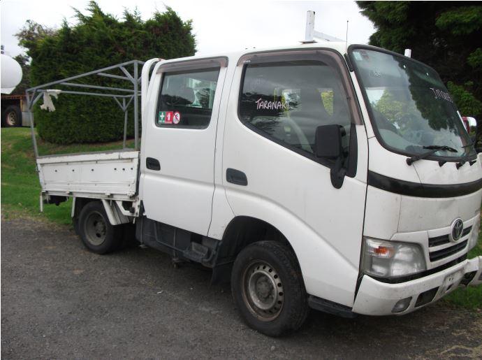 TOYOTA / DAIHATSU - Taranaki Truck Dismantlers parts